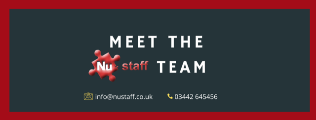 Nu Staff recruitment